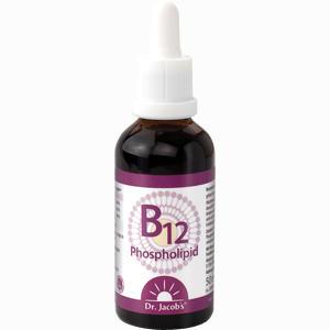 Abbildung von B12- Phospholipid Dr. Jacobs Fluid 50 ml