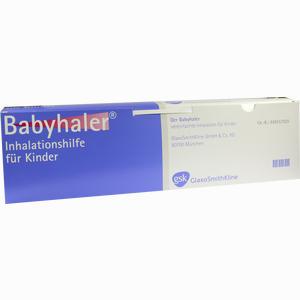 Abbildung von Babyhaler Inhalationshilfe für Kinder  1 Stück