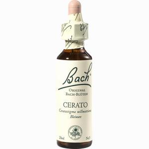 Abbildung von Bach- Blüte Cerato Tropfen 20 ml