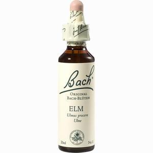 Abbildung von Bach- Blüte Elm Tropfen 20 ml