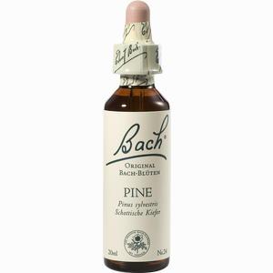Abbildung von Bach- Blüte Pine Tropfen 20 ml