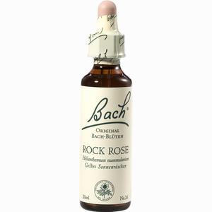 Abbildung von Bach- Blüte Rock Rose Tropfen 20 ml