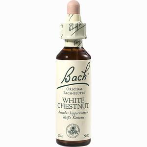Abbildung von Bach- Blüte White Chestnut Tropfen 20 ml