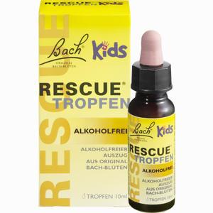 Abbildung von Bach Original Rescue Kids Tropfen 10 ml