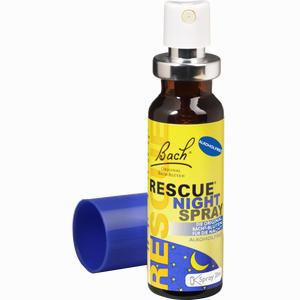 Abbildung von Bach Original Rescue Night Spray Alkoholfrei  20 ml