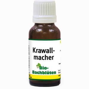 Abbildung von Bachblüte Krawallmacher für Katzen Fluid 20 ml