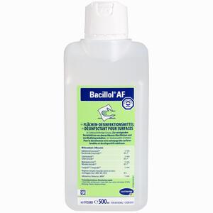 Abbildung von Bacillol Af Lösung 500 ml