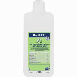 Abbildung von Bacillol Af Lösung 1000 ml