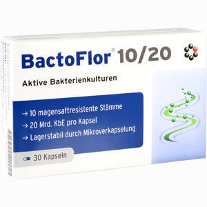 Abbildung von Bactoflor 10/20 Kapseln 30 Stück