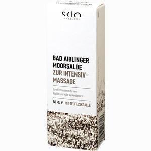 Abbildung von Bad Aiblinger Moorsalbe zur Intensiv- Massage  50 ml