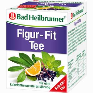 Abbildung von Bad Heilbrunner Figur-fit Fastenunterstützungstee Tee 8 Stück