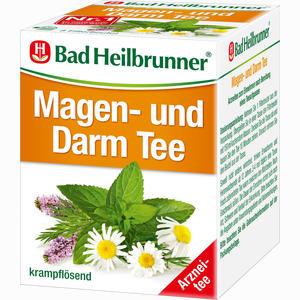 Abbildung von Bad Heilbrunner Magen- und Darmtee Tee 8 Stück