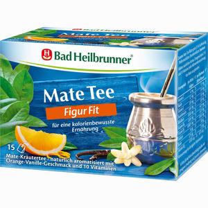 Abbildung von Bad Heilbrunner Mate Tee Figur Fit Filterbeutel 15 Stück