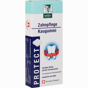 Abbildung von Baders Protect Gum Zahnpflege Kaugummi 20 Stück