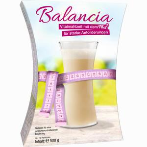 Abbildung von Balancia Vitalmahlzeit Pulver Zum Abnehmen  500 g
