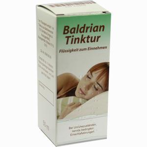 Abbildung von Baldrian Tinktur  Cheplapharm arzneimittel 50 ml