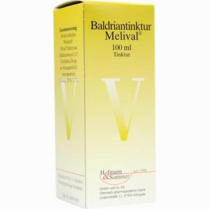 Abbildung von Baldriantinktur Melival  100 ml