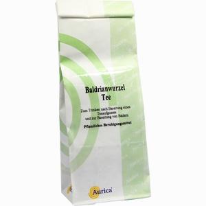 Abbildung von Baldrianwurzeltee Aurica Tee 100 g