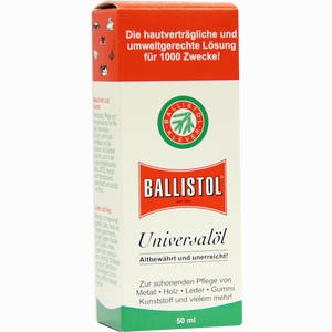 Abbildung von Ballistol Universalöl öl 50 ml