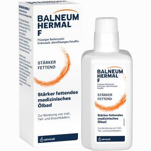 Abbildung von Balneum Hermal F Bad 200 ml