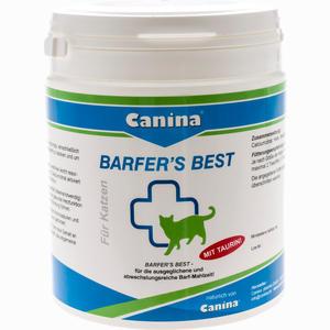 Abbildung von Barfers Best for Cats Vet. Pulver 500 g