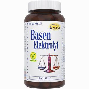 Abbildung von Basen- Elektrolyt Kapseln 100 Stück
