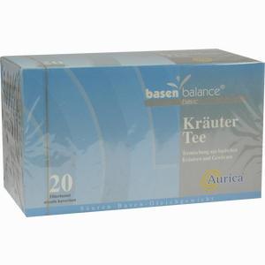Abbildung von Basenbalance Kräutertee Filterbeutel 20 x 2 g