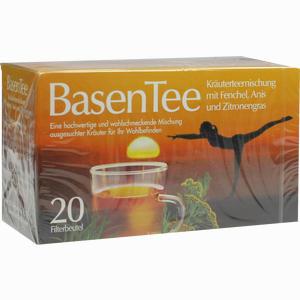 Abbildung von Basentee Filterbeutel Allpharm 20 Stück