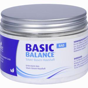 Abbildung von Basic Balance Bad Pulver 600 g