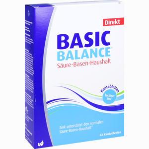 Abbildung von Basic Balance Direkt Kautabletten  42 Stück