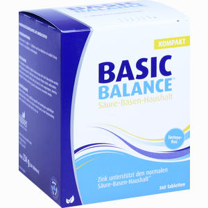 Abbildung von Basic Balance Kompakt Tabletten 360 Stück