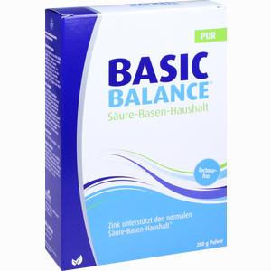 Abbildung von Basic Balance Pur Pulver 200 g