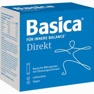 Abbildung von Basica Direkt Basische Mikroperlen  30 x 2.8 g