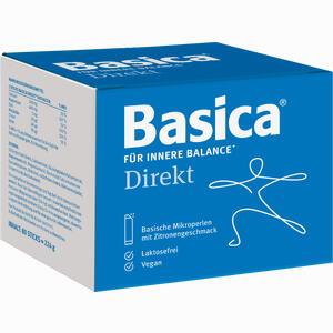Abbildung von Basica Direkt Basische Mikroperlen Granulat 80 x 2.8 g