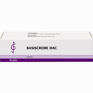 Abbildung von Basiscreme Dac  100 ml