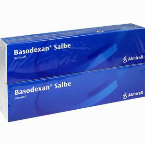 Abbildung von Basodexan Salbe  2 x 100 g