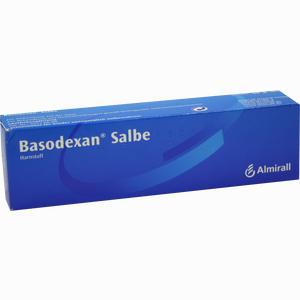 Abbildung von Basodexan Salbe  50 g