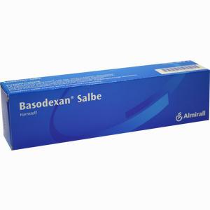 Abbildung von Basodexan Salbe  100 g