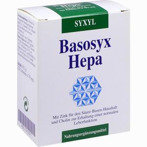 Abbildung von Basosyx Hepa Syxyl Tabletten 120 Stück