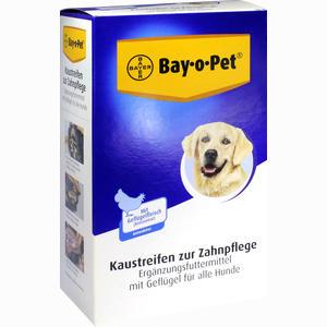 Abbildung von Bay- O- Pet Geflügel Kaustreifen für Hunde  140 g