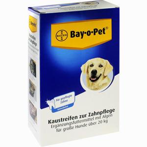 Abbildung von Bay- O- Pet Kaustreifen Großer Hund  140 g