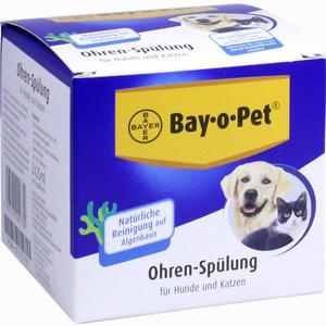 Abbildung von Bay- O- Pet Ohrreiniger Kleiner Hund /katze Fluid 2 x 25 ml