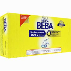 Abbildung von Beba Frühgeborenen Nahrung Stufe 2 Fluid 32 x 90 ml