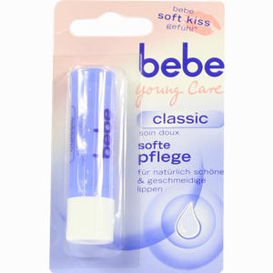 Abbildung von Bebe Young Care Lipstick Classic Stift 10 ml
