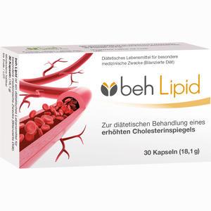 Abbildung von Beh Lipid Kapseln 30 Stück