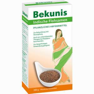 Abbildung von Bekunis Indische Flohsamen 300 g