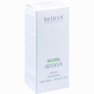Abbildung von Believa Natural Intensiv Creme 30 ml