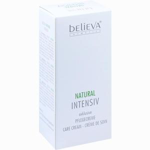 Abbildung von Believa Natural Intensiv Creme 50 ml