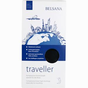 Abbildung von Belsana Traveller A- D Gr. L Schwarz Fuß Iii 43- 46 2 Stück