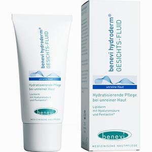 Abbildung von Benevi Hydroderm Gesichts- Fluid Lotion 50 ml